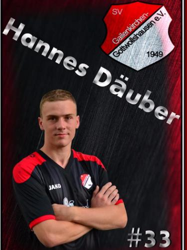 Hannes Däuber