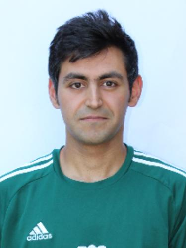Amirhossein Niyazibanafshehvaragh