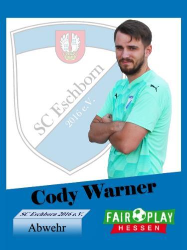 Cody Warner